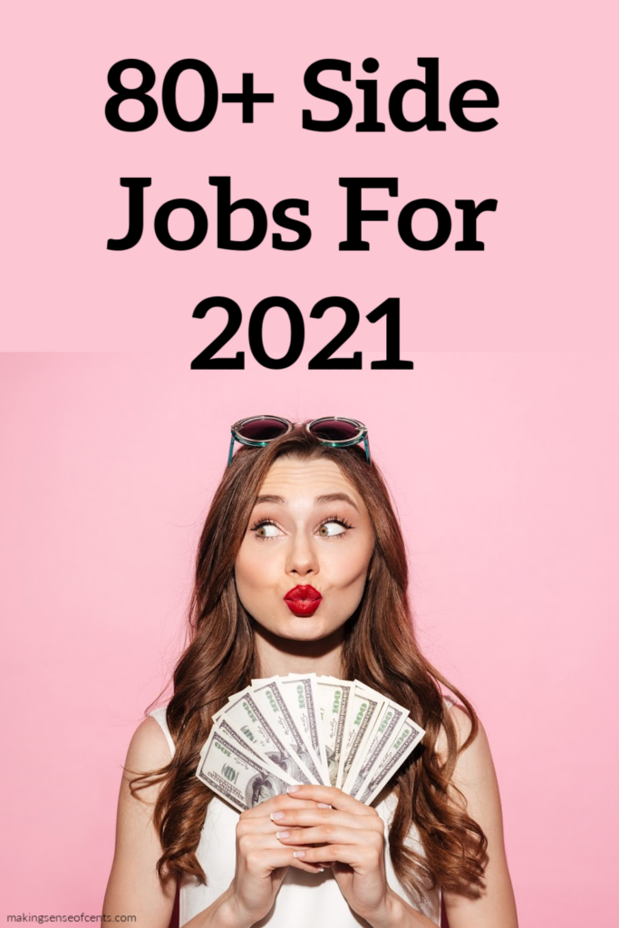 side job ideas for 2021