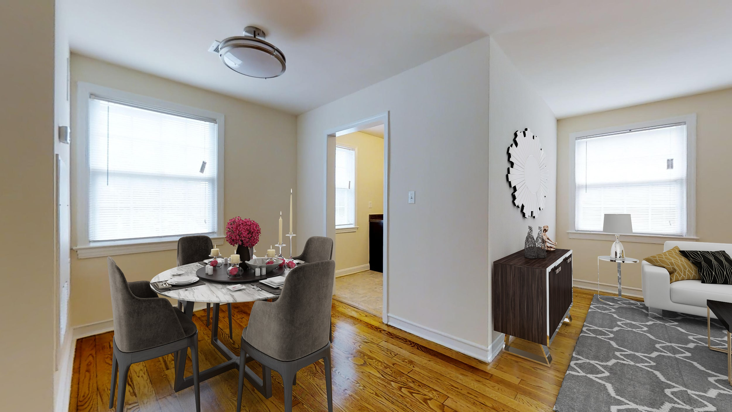 Crescent-Park-Apartments-1-Bedroom-for-Rent-DC-Diningroom-min