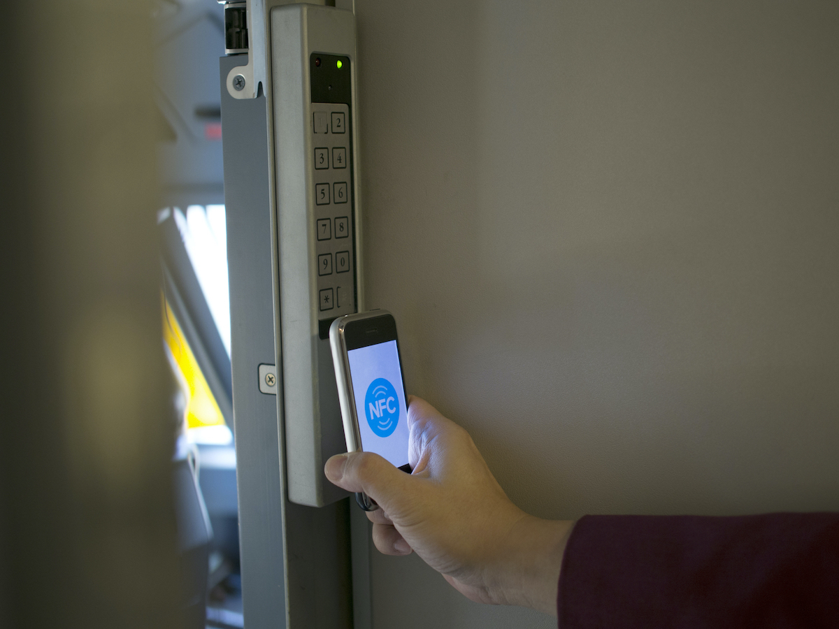bluetooth phone key